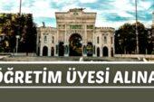 İstanbul Üniversitesi akademik personel alacak